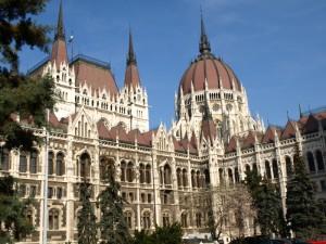 Budapest, April 2009