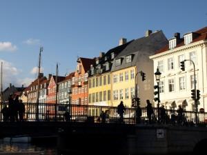 Nyhavn, March 2008