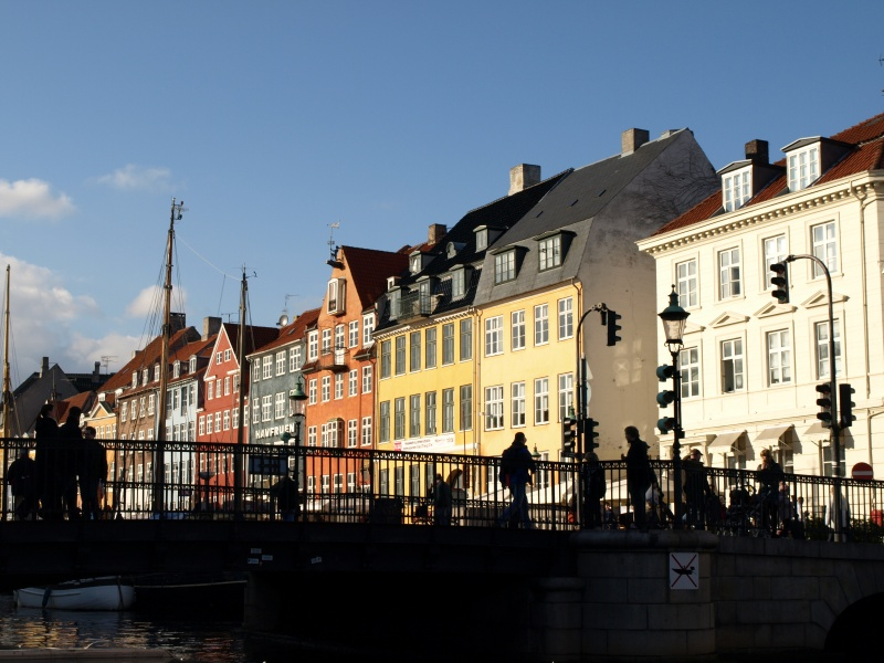 Nyhavn, March 2008